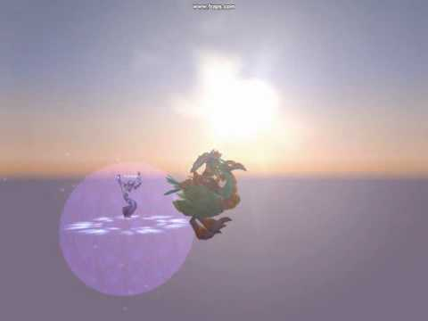 Jumping from Ironforge to Wetlands #2