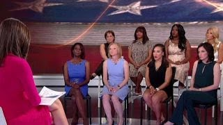 Moms react after anthem protests go from NFL to schools