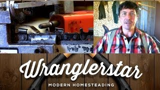 How To Sharpen A Chainsaw Properly