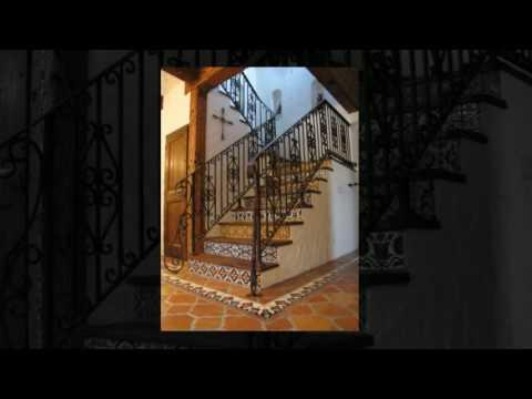 Ideas for Mexican Tile - Spanish Style Flooring - Saltillo, Terracotta, Cement Tiles & Cantera Stone