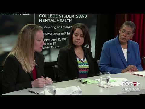 College Students and Mental Health: Confronting an Emerging Crisis