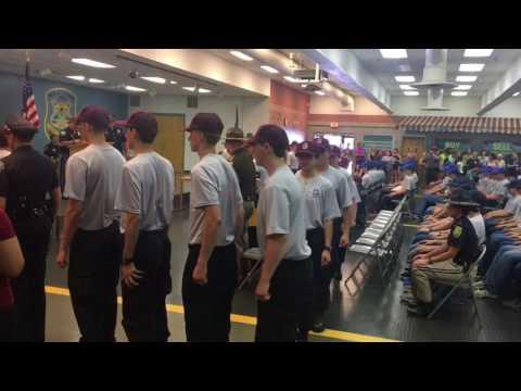 2017 nh police cadet academy