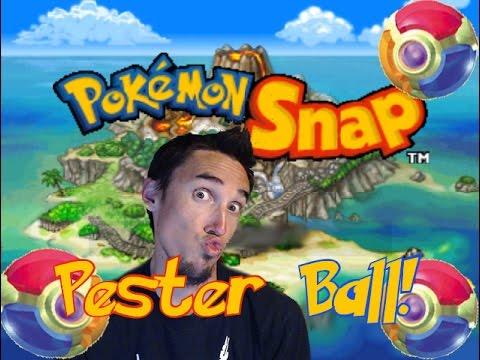 Pester Ball! Pokemon Snap [Part 3]