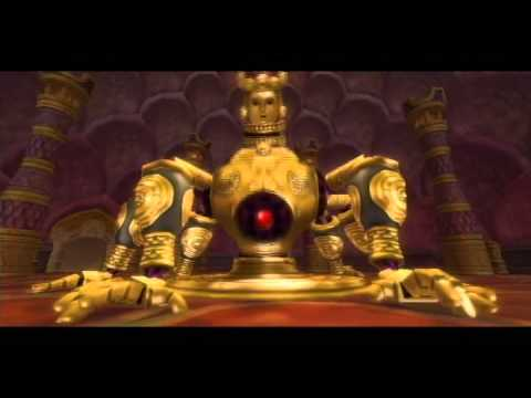 The Legend of Zelda: Skyward Sword: All Bosses on Hero Mode Part 1