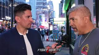 """JOEL DIAZ """"IF MATTHYSSE CATCHES PACQUIAO HES GOING DOWN! ITS DANGEROUS FOR MANNY HE CAN GET HURT!"""""""