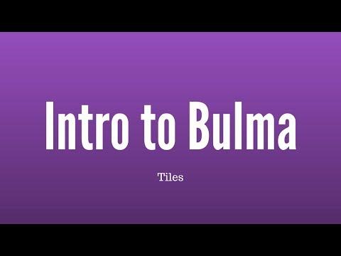 How to Create Tiles in Bulma