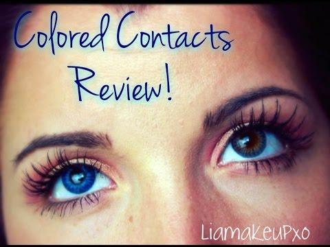 4603d76d9b Air Optix Brilliant Blue On Dark Brown Eyes - Best Picture Of Blue ...