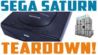 Download Sega Saturn Teardown Video