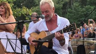Download Sting - Every Breath you Take Video