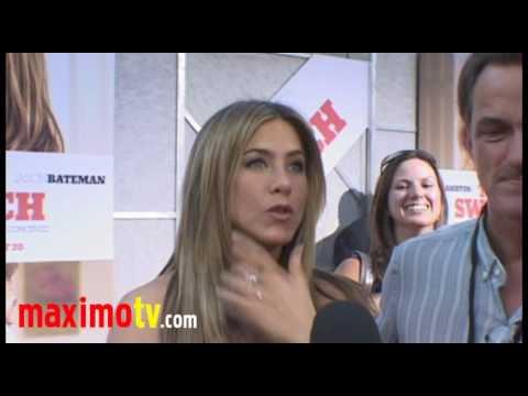 Jennifer Aniston Interview  at