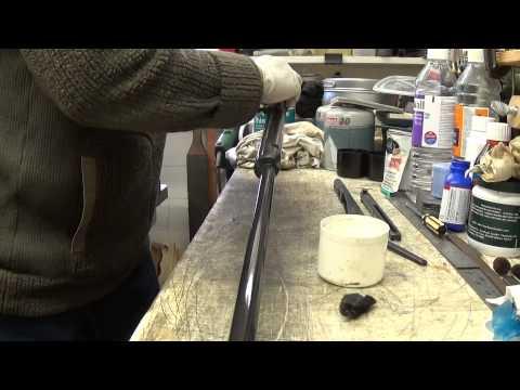 Part 2 preparing to blue barrel