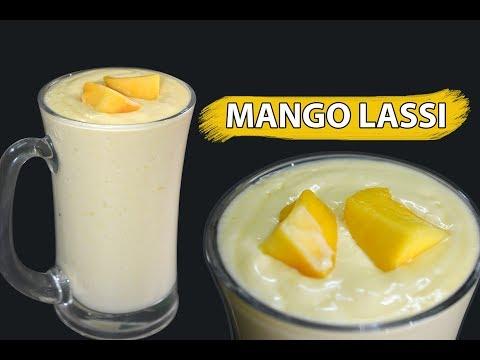 Mango Lassi Recipe | மாம்பழ லஸ்ஸி | Mango Lassi | Summer Recipe