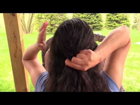 How To: French Braid (Long, Thick, & Wavy Hair)