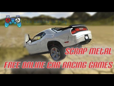 Scrap Metal - Free Online Car Racing Games To Play Now