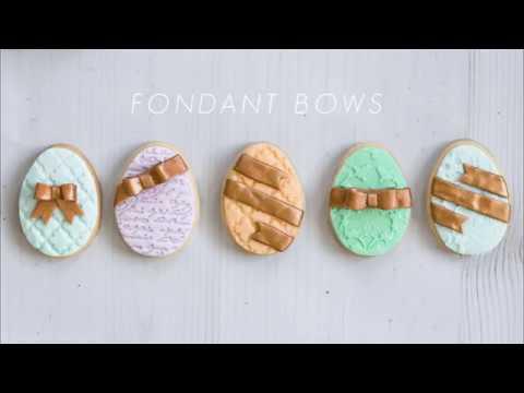 How to Make Fondant Bows