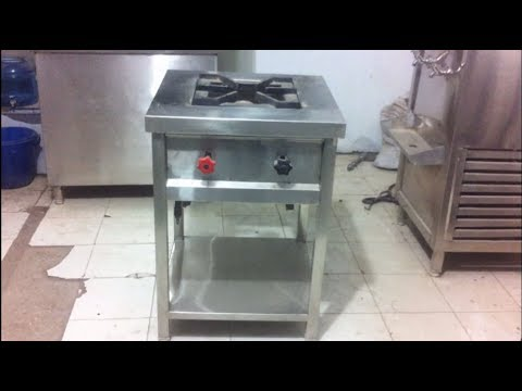 Commercial Gas Stove Price in Delhi and India or Commercial Gas Burner