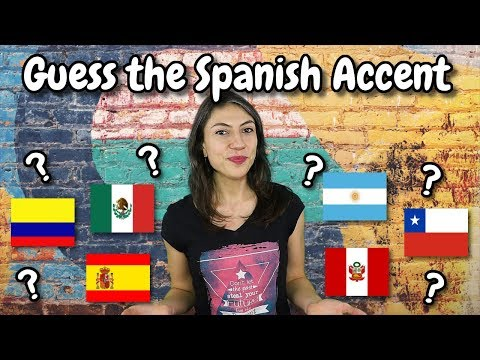 Where are these Spanish Accents From? | Learn Two Popular Spanish Sayings