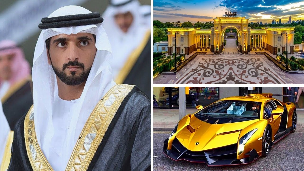 Cómo El Principe De Dubai Gasta Sus Millones