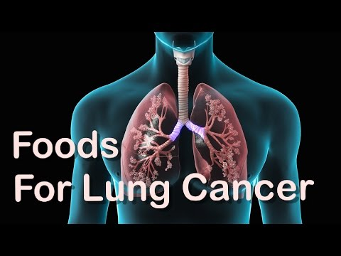15 Foods That Helps To Fight With Lung Cancer Naturally