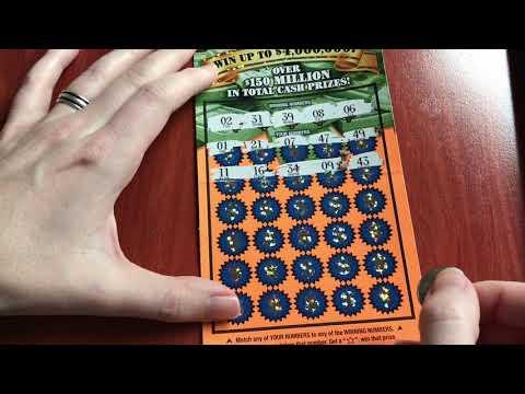 New $30 $150,000,000 Payout - Michigan Lottery - 2/11/17