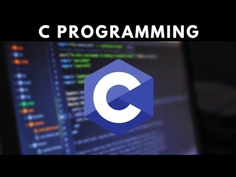 C Programming Fundamentals - Functions And Variables