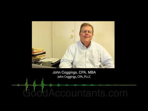 John Coggin has added $1 million dollars in new client billings to his accounting practice