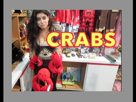 DO YOU WANT CRABS?