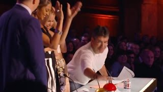 Golden Buzzer The most Difficult Song In The World