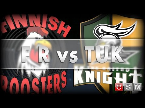 eSM | FINNISH ROOSTERS vs THE UNITED KNIGHTS, 2015-12-14