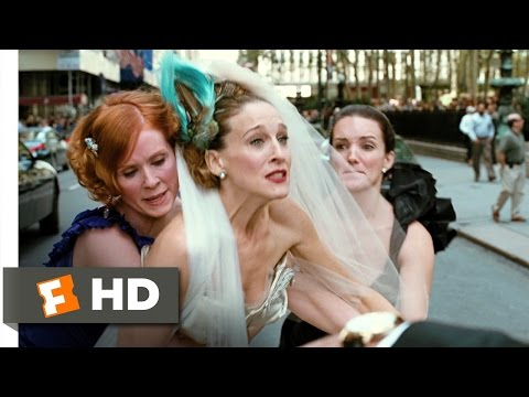 Sex and the City (3/6) Movie CLIP - Carrie's Humiliated (2008) HD