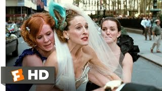 Sex and the City (3/6) Movie CLIP - Carrie