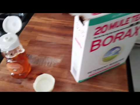Borax ant bait. It works!