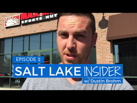 Weird Customers, Happy Drinks, & Snapchat w/ Max Muscle | Salt Lake Insider | Episode 002