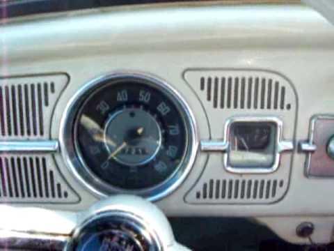 VW Bug Interior