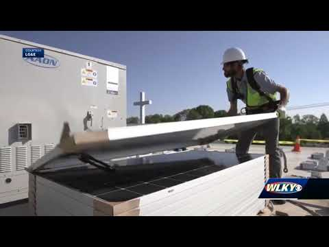 Archdiocese of Louisville first business to take part in LG&E's solar partnership