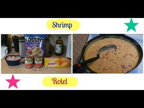 How to Make Shrimp Rotel Dip | Pescetarian Recipe