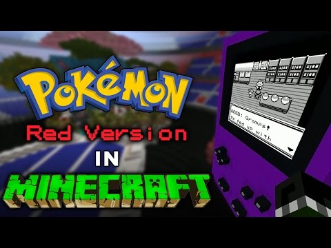 Pokémon Red INSIDE Minecraft — An Interview with the Creator,