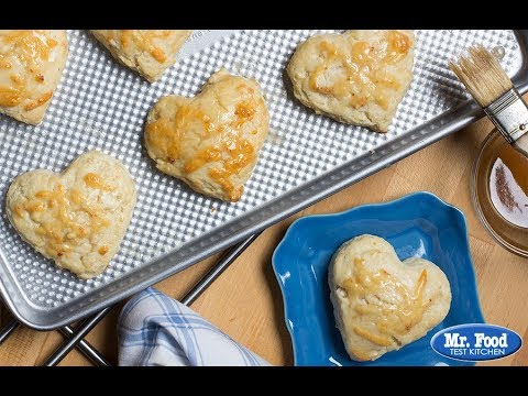 Cupid's Maple Bacon Cheese Biscuits