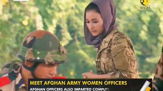 WION Gravitas: 20 Afghan women army officers arrive in India