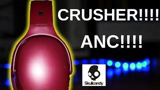 Audífonos Skullcandy Crusher ANC, realmente valen la pena?
