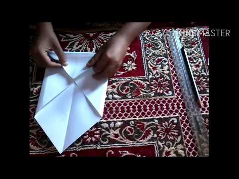 How to make  envelope with paper || how to make lifafa in hindi||craft night