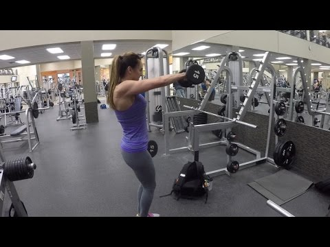 5 Day Fat Blaster: Day 5 SHOULDERS