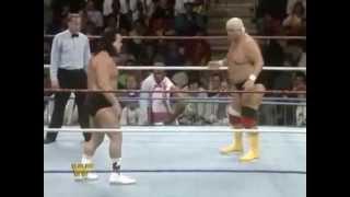 The Undertaker WWE Debut
