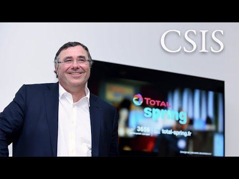 A Conversation with Patrick Pouyanné, Chairman and CEO of Total S.A.