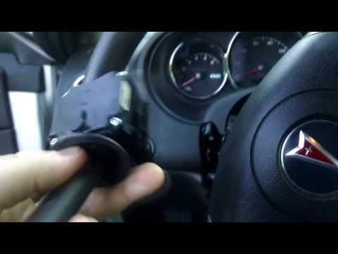 How To Change A Turn Signal Switch In A 2006 Pontiac G6 GT