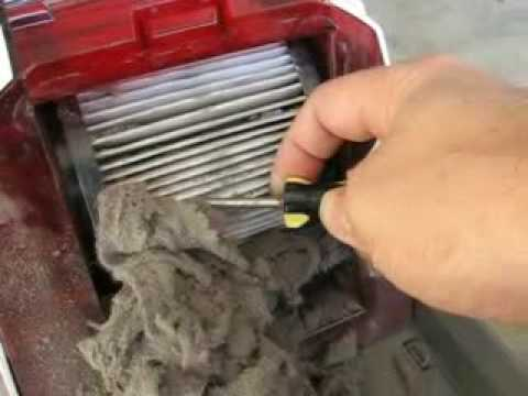 Hoover's HEPA Filter Does Not Work