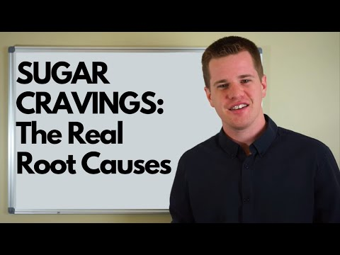 Sugar Cravings - The Real Root Causes