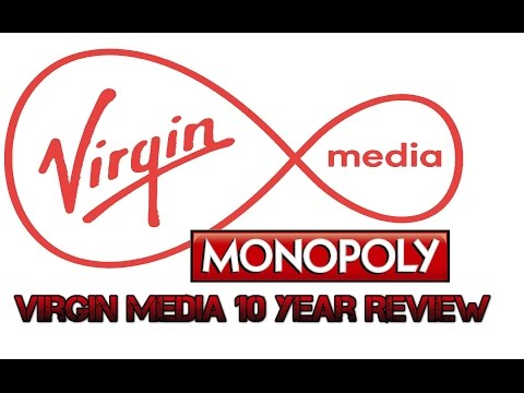 Virgin Media 10 Year Review in under 5 minutes