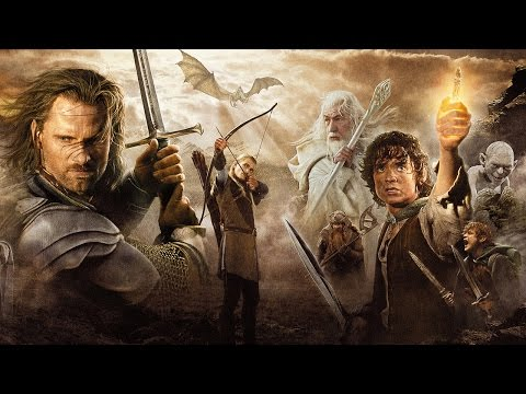 7 Things You Didn't Know About The Lord of The Rings
