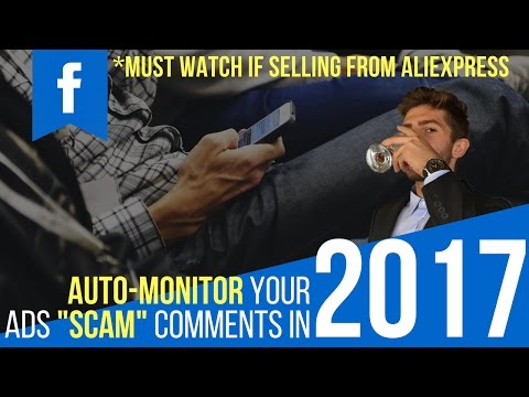 Aliexpress Dropshipping + Facebook Ads   How To Auto Delete